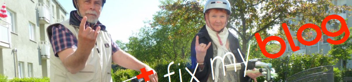 Fix my Bike – Blogg