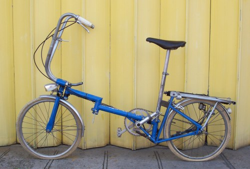 förstacykel