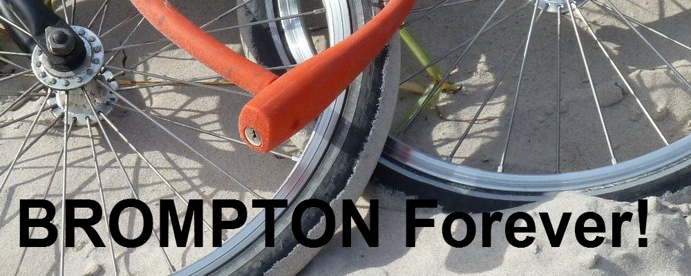 Brompton Forever!